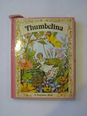 Thumbelina (Peepshow Books) by Andersen, Hans Christian Hardback Book The Cheap