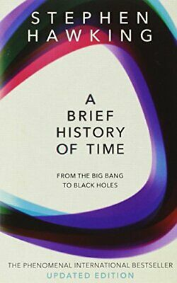 A Brief History Of Time: From Big Bang To Black Holes by Hawking, Stephen Book