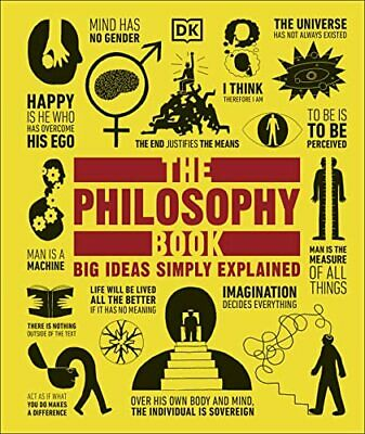 The Philosophy Book by John Marenbon Hardback Book The Cheap Fast Free Post