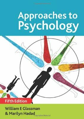 Approaches to Psychology, Hadad, Marilyn Paperback Book The Cheap Fast Free Post