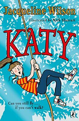 Katy by Wilson, Jacqueline Book The Cheap Fast Free Post