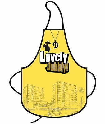 Only Fools And Horses Luvely Jubbly Retro Apron Kitchen Chef Official On Sale