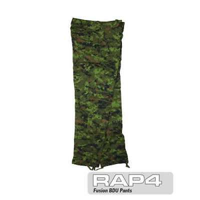 Combat Army Pants Trousers (CADPAT) Rip Stop Cotton  2X Large, XXL [DO3]
