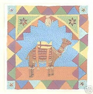 Ethnic Camel Embroidery Kit  Anchor