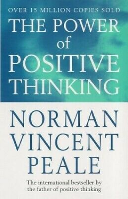 The Power Of Positive Thinking, Peale, Norman Vincent Paperback Book