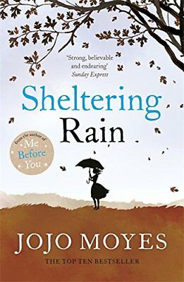 Sheltering Rain by Moyes, Jojo Paperback Book The Cheap Fast Free Post