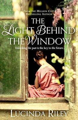 The Light Behind The Window by Riley, Lucinda Book The Cheap Fast Free Post