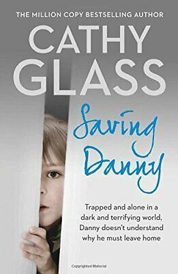 Saving Danny by Glass, Cathy Book The Cheap Fast Free Post