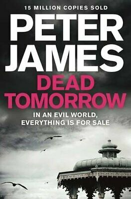 Dead Tomorrow (Roy Grace) by James, Peter Book The Cheap Fast Free Post