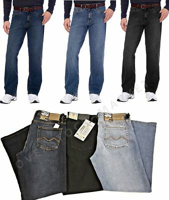 New! Men's Urban Star Stretch Relaxed Fit Straight Leg Jean! Variety Sz/Colors!