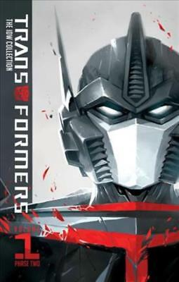 Transformers Idw Coll Phase 2 Hc Vol 01 (Jun140421) - New Hardcover Book