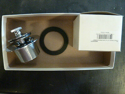 LIFT AND TURN Drain Assembly - $14.00 | PicClick