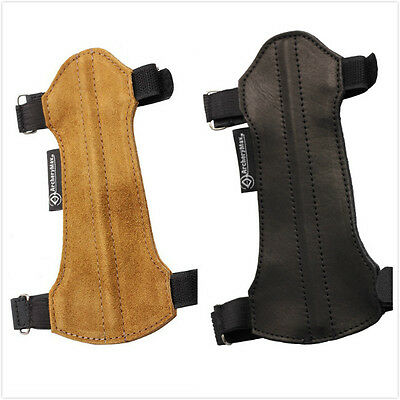 ArcheryMax Handmade Traditional Target Leather Arm Guard Protective FOR LONGBOW