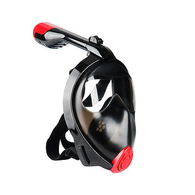 Seaview Full Face Snorkel Mask Underwater with Anti-fog and Ergnomic Design
