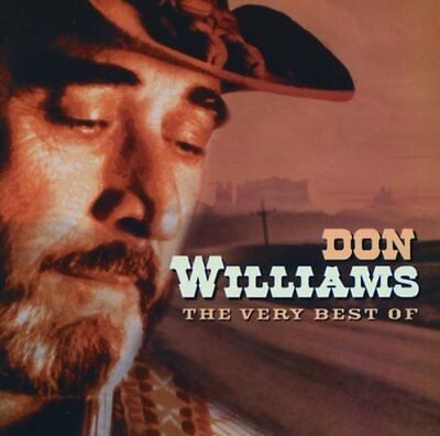 Don Williams - The Very Best Of Cd Album (23 Track Collection) (Greatest Hits)