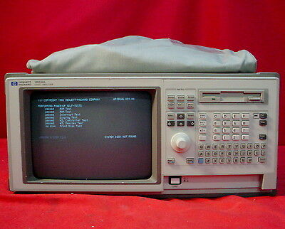 Hewlett Packard Agilent 1664A 34-Channel 50mHz Benchtop Logic Analyzer