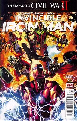 Invincible Iron Man #11   NEW!!!