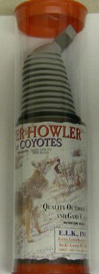 ELK INC Power Howler Coyote Wolf  Predator Game call easy to use new in package