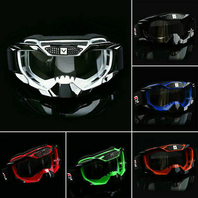 MX Goggles Motorcycle Motocross MTB Off-Road Dirt Riding Bike Goggles