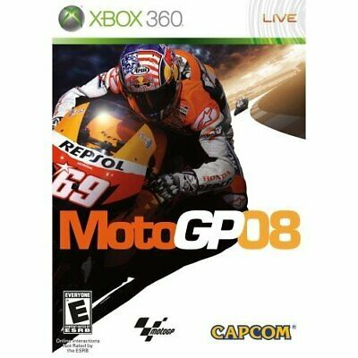 MotoGP 08 (Xbox 360) - Game  F8VG The Cheap Fast Free Post