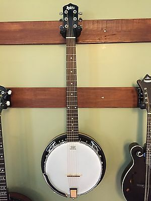 New Madera 6 String Banjo - 24 Bracket / Banjitar
