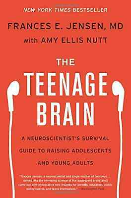 The Teenage Brain: A Neuroscientist's Survival Guide to - Paperback NEW Frances