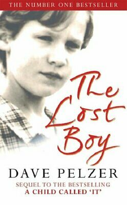 The Lost Boy by Pelzer, Dave Paperback Book The Cheap Fast Free Post