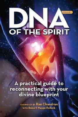 DNA of the Spirit: 1 - Perfect Paperback NEW Rae Chandran(Au 2014-09