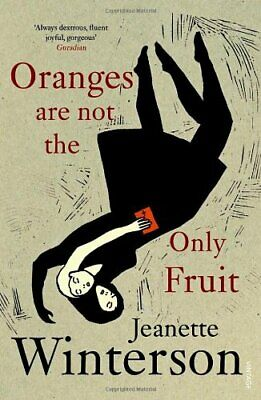 Oranges Are Not The Only Fruit by Winterson, Jeanette Paperback Book The Cheap