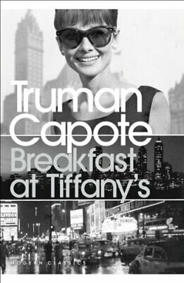 Breakfast at Tiffany's by Capote, Truman Paperback Book The Cheap Fast Free Post