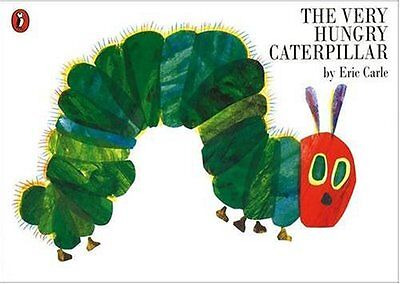 The Very Hungry Caterpillar (Picture Puffin), Carle, Eric Paperback Book The