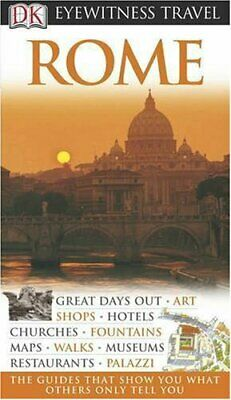 Rome (DK Eyewitness Travel Guide) by Collectif Paperback Book The Cheap Fast