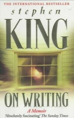 On Writing, King, Stephen Paperback Book The Cheap Fast Free Post
