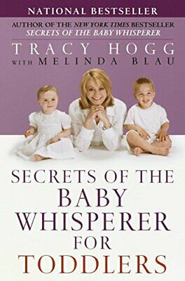 Secrets of the Baby Whisperer for Toddlers by Melinda Blau Paperback Book The