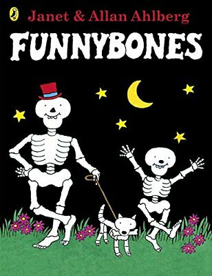 Funnybones by Ahlberg, Janet Paperback Book The Cheap Fast Free Post