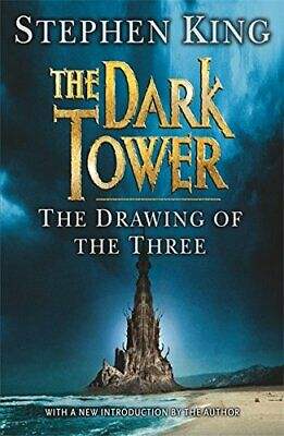 The Dark Tower: Drawing of the Three Bk. 2, King, Stephen Paperback Book The