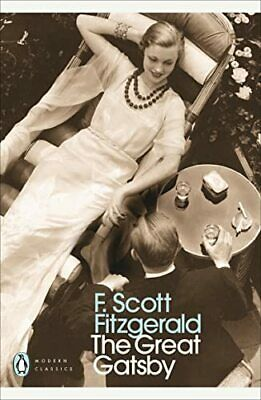 The Great Gatsby (Penguin Modern Classics) by Scott Fitzgerald, F. Paperback The