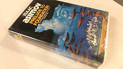 Prelude to Foundation by Asimov, Isaac Hardback Book The Cheap Fast Free Post