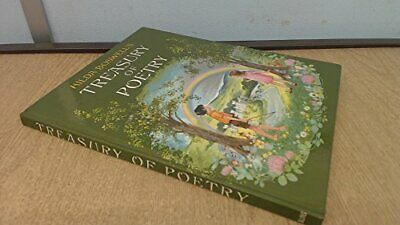 Hilda Boswell's Treasury of Poetry Hardback Book The Cheap Fast Free Post
