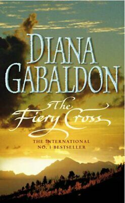 The Fiery Cross: (Outlander 5) by Gabaldon, Diana Paperback Book The Cheap Fast