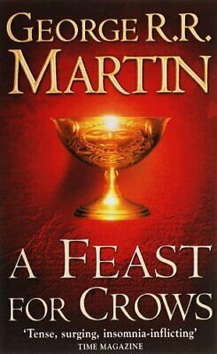 A Feast for Crows (A Song of Ice and Fire, B... by Martin, George R.R. Paperback