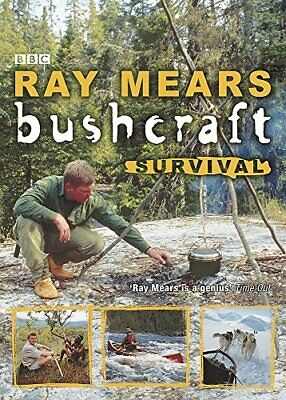 Bushcraft Survival by Mears, Ray Paperback Book The Cheap Fast Free Post