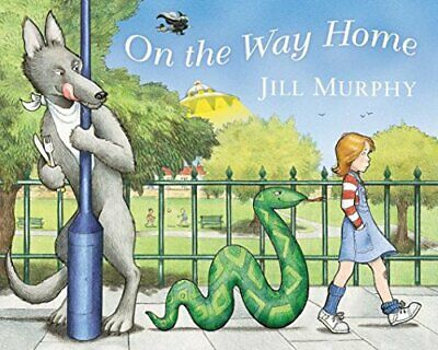 On the Way Home, Murphy, Jill Paperback Book The Cheap Fast Free Post