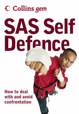 SAS Self Defence (Collins Gem) by Davies, Barry Paperback Book The Cheap Fast