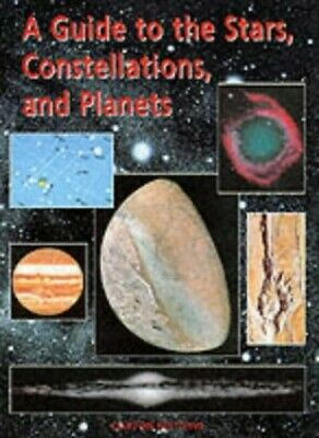 A Guide to the Stars, Constellations and Planets by Rukl, Antonin Hardback Book