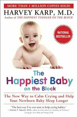 The Happiest Baby on the Block by Karp, Harvey Book The Cheap Fast Free Post