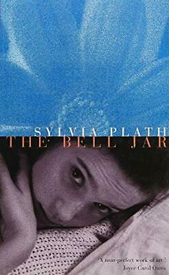 The Bell Jar by Sylvia Plath Paperback Book The Cheap Fast Free Post
