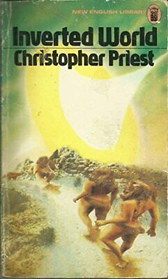 Inverted World by Priest, Christopher Paperback Book The Cheap Fast Free Post