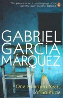 One Hundred Years of Solitude, Marquez, Gabriel Garcia Paperback Book The Cheap
