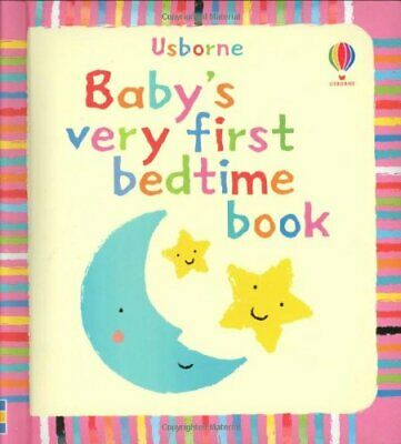Baby's Very First Bedtime Book by Jenny Tyler 1409507599